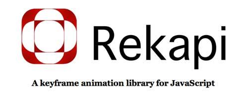 Librerías de Javascript plugin para añadir animaciones: Rekapi