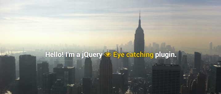 Plugin JQuery para añadir efectos CSS3: Words Rotator