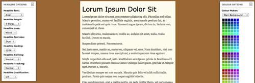 Recursos online para diseño tipográfico:  Designer Plaything