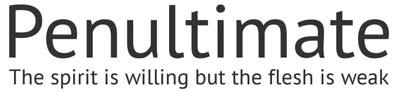 Tipografias gratis para tu diseño minimalista: PT Sans