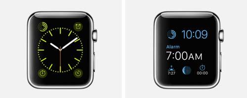 Apple Watch, el nuevo reloj de Apple: Faces