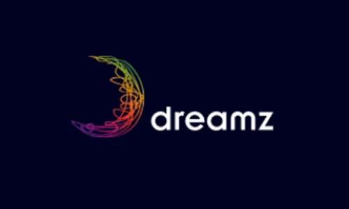 Ejemplos de diseño de logos coloridos: Dreamz