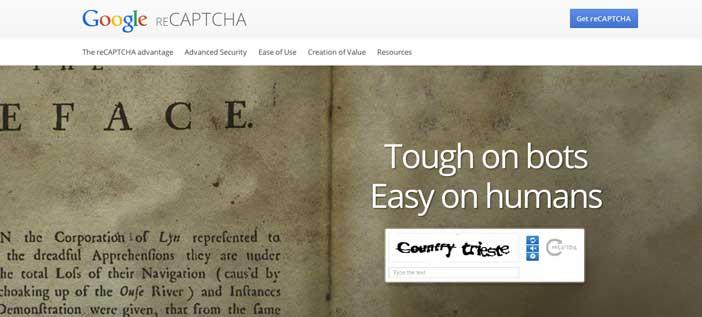 Magento Extension para tu tienda online: Google ReCaptcha