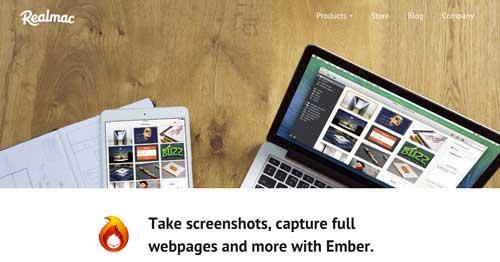 Recursos web para recopilar u organizar información: Ember