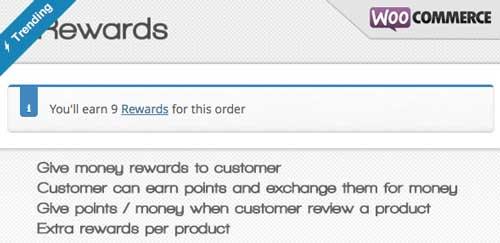 WooCommerce plugin para extender funciones de tu tienda: Loyalty Reward
