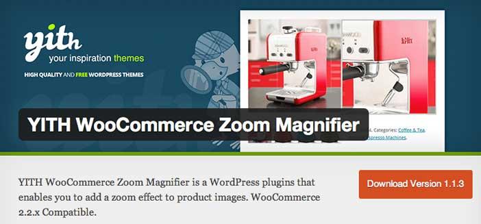 WooCommerce plugin para extender funciones de tu tienda: YITH WooCommerce Zoom Magnifier