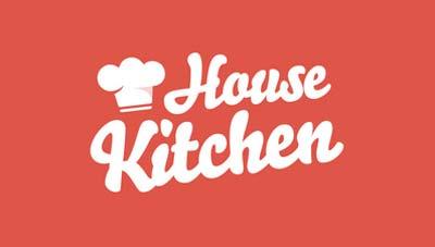 Diseño de logos con estilo flat: House Kitchen