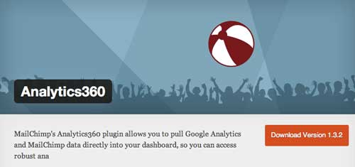 Plugin WordPress para verificar estadísticas de sitio: Analytics 360º