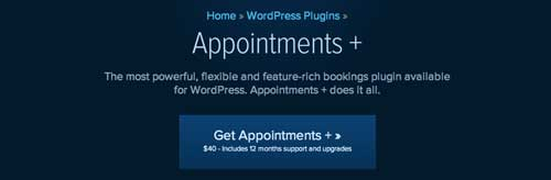 Plugin WordPress para reservaciones: Appointments +