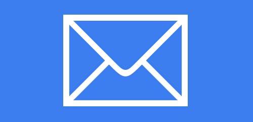 Herramientas para recolectar comentarios sobre tus aplicaciones móviles: Correo electrónico