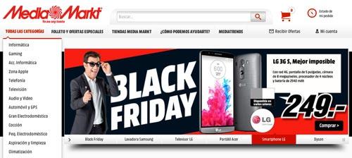 Las mejores ofertas de Black Friday en Media Markt