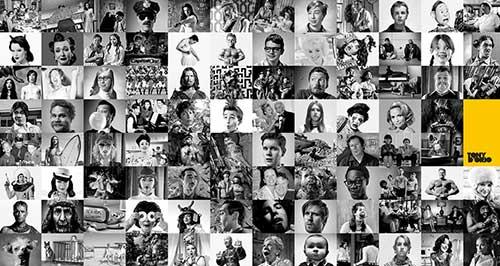 Ejemplos de portfolio online de fotógrafos: Tony D'Orio