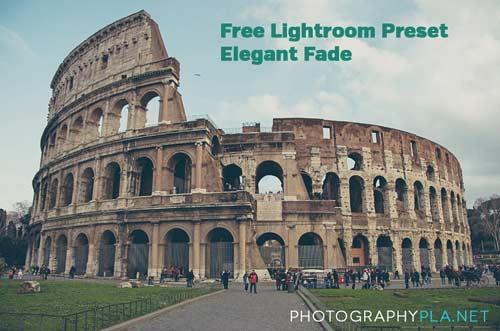 Preset Lightroom gratuitos para tus fotografías: Elegant Fade
