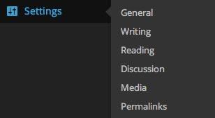 Tareas que debes realizar después de instalar WordPress: Cambiar estructura de Permalinks