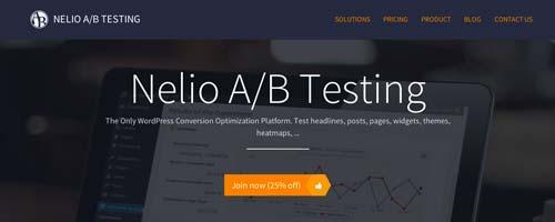 Herramientas para realizar el AB Testing: Nelio A/B Testing