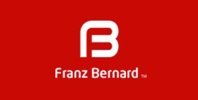 Diseño de logos que hacen uso efectivo de los espacios en blanco: Franz Bernard