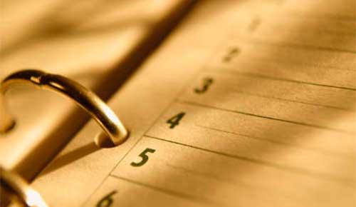 Guía básica para hacer un blog: Organízate en un horario