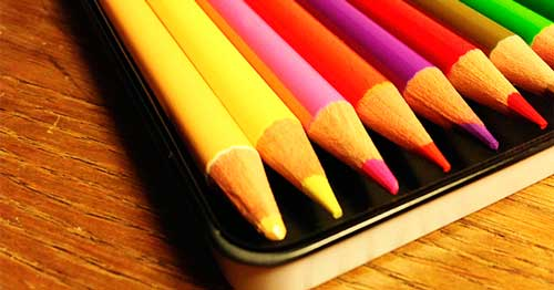 Guía básica sobre teoría del color: Relación entre colores