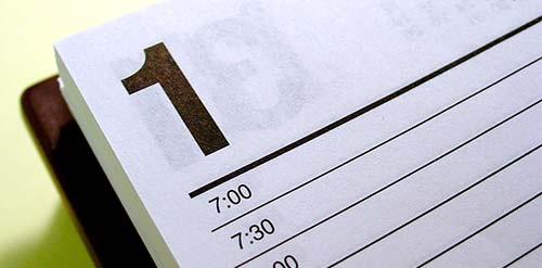 Habilidades necesarias para todo frelancer - Gestión de tiempo: Organización
