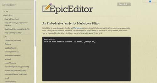 lista-markdown-editor-epiceditor