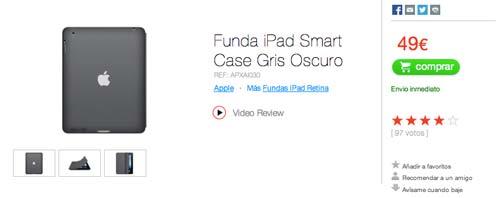 Las mejores ofertas del Cyber Monday: Funda iPad