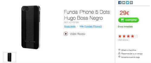 Las mejores ofertas del Cyber Monday: Funda iPhone 5