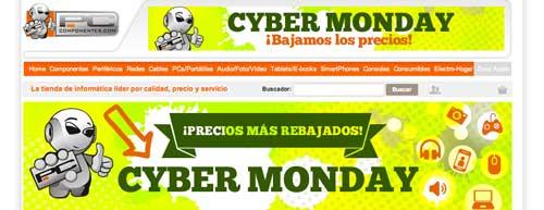 Las mejores ofertas del Cyber Monday en PC Componentes