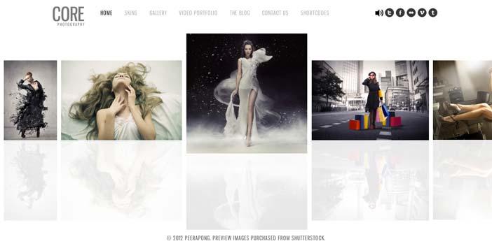 Los mejores temas Wordpress de este año para fotógrafos