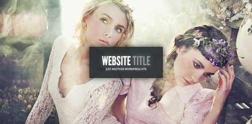 Temas WordPress premium para fotógrafos: Gleam
