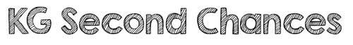 Tipografias gratis con efecto de tiza: KG Second Chances