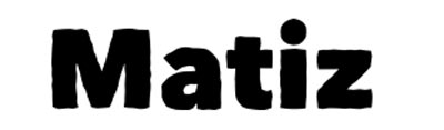 Tipografias gratis adecuadas para títulos: Matiz