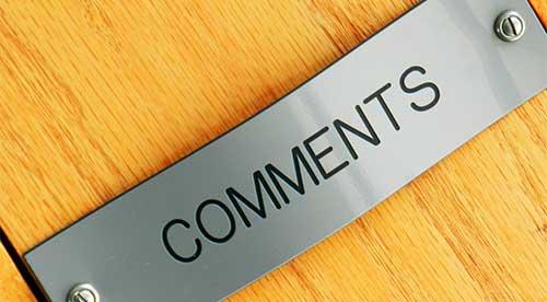 Como promocionar un libro en tu blog: Anima a dejar comentarios