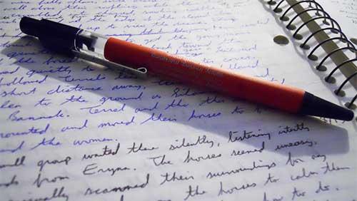 Consejos para ser un bloguero exitoso: Anotar ideas