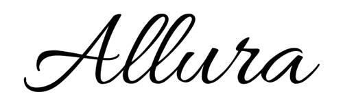 Fuentes caligraficas gratuitas para tus diseños: Allura