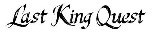 Fuentes caligraficas gratuitas para tus diseños: Last King Quest