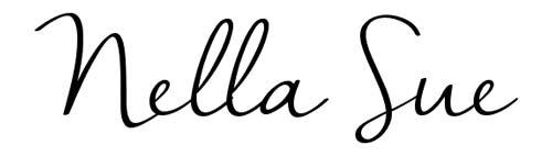 Fuentes caligraficas gratuitas para tus diseños: Nella Sue