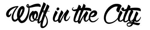 Fuentes caligraficas gratuitas para tus diseños: Wolf in the City