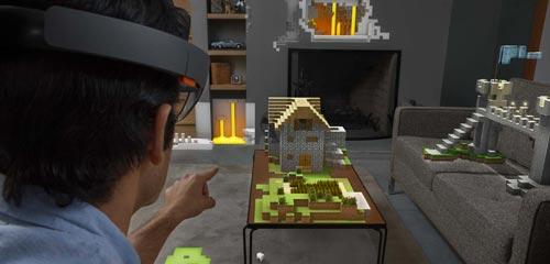Microsoft anuncia su nueva interfaz de realidad aumentada Windows Holographic: Alcance