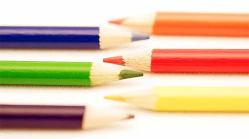 Pautas para mejorar legibilidad de tu tipografía en la web: Seleccionar colores adecuados