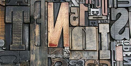 Pautas para trabajar con tipografías en proyectos digitales: Uso de fuentes secundarias