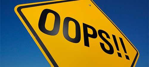 Cómo romper los límites de la creatividad: Cometer errores