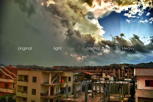 Acciones Photoshop gratuitas para añadir diversos efectos a tus fotos: HDR Tools