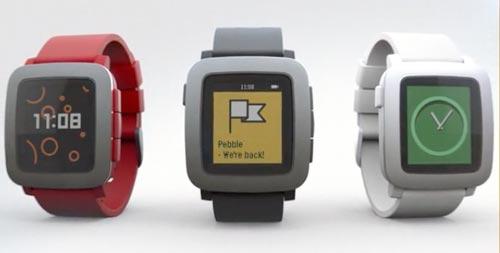 Razones por las cuáles el nuevo smartwatch Pebble Time podría ser la competencia del Apple Watch: Personalización