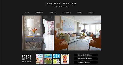 ejemplos de paginas web de agencias de dise o de interiores