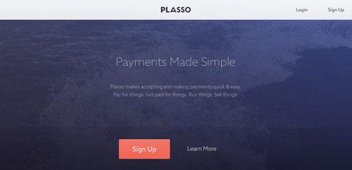 Páginas para vender por internet productos digitales: Plasso
