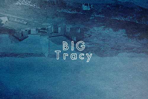 Tipografías apropiadas para diseño de marca: Big Tracy
