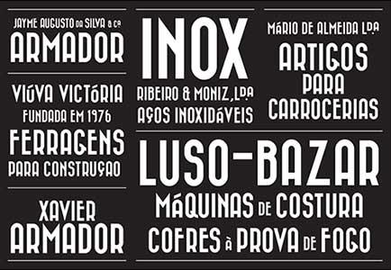 Tipografias gratis para tus diseños vintage: Bazar Medium