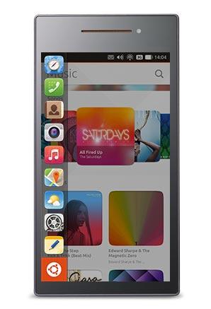 Barra de favoritos en en Ubuntu Smartphone