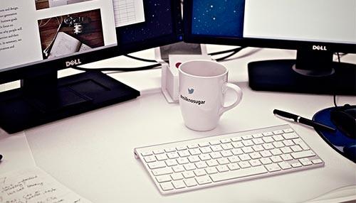 Beneficios de trabajar en equipo en una oficina: Tener un espacio de trabajo