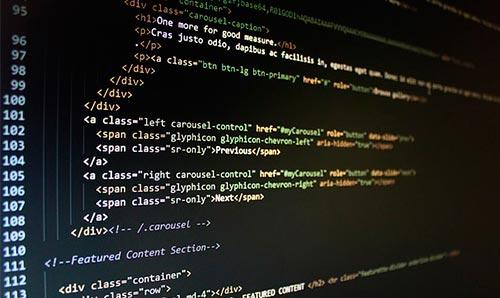 Habilidades que todo diseñador web debe desarrollar: Programación en HTML